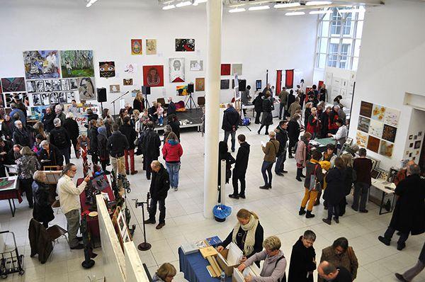 Künstlermesse in Trier