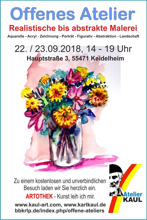 Offenes Atelier 2018